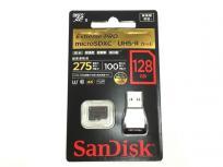 SanDisk Extreme Pro microSDXC UHS-IIカード 128GB SDSQXPJ-128G-JN3M3