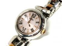 セイコー SEIKO V117-0CV0 ティセ レディース ピンク 腕時計
