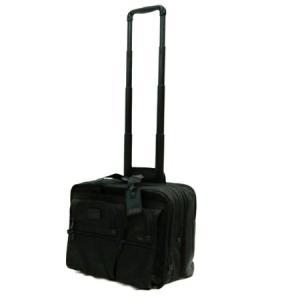 TUMI トゥミ キャリーバッグ 26104DH キャンバス ブラック ビジネス メンズ