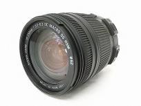 SIGMA 18-250mm F3.5-6.3 DC MACRO OS HSM Canon用 レンズ シグマの買取