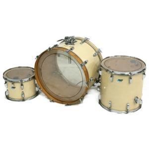 Ludwig USA タム フロアタム バス 3点セット ラディック ドラム 打楽器