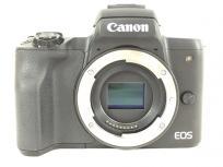 Canon EOS kiss M ミラーレス 一眼レフ カメラ