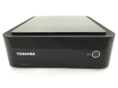 TOSHIBA TT-4K100 4K 録画対応 チューナー 東芝