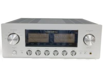 LUXMAN L-550AX プリメイン アンプ ラックスマン 音響機材