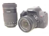 Canon キヤノン 一眼レフ EOS Kiss X9i ダブルズームキット デジタル カメラ レンズキット EOSKISSX9I-WKITの買取