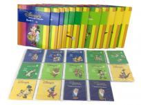 DWE ディズニー ワールドオブイングリッシュ メインプログラム 英語システム 2017 CD 絵本のみ 子ども英語教材