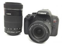 Canon EOS Kiss X9i EF-S 18-55 IS STM EF-S 55-250 IS STM ダブルズームキット デジタル一眼レフの買取