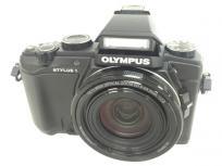 OLYMPUS オリンパス STYLUS 1 BLK デジタルカメラ コンデジ ブラックの買取