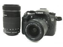 Canon キヤノン 一眼レフ EOS 70D ダブルズームキット デジタル カメラ EOS70D-WKITの買取