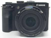 CANON PowerShot G3 X コンデジ カメラ ブラックの買取