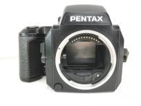 PENTAX 645N 6×45 一眼レフ ボディ フィルム カメラの買取