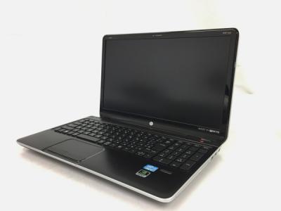 HP ENVY dv6 Notebook PC 15,6インチ Core i7-3630QM 2.40GHz 8GB HDD 750GB NVIDIA GeForce GT 650M