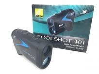 Nikon ニコン レーザー距離計 COOLSHOT 40i 光学機器 ゴルフの買取
