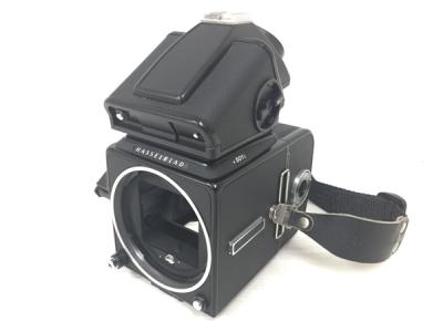 Hasselblad 501C Planar 2.8/80 T* 付き ハッセルブラッド 中判カメラ