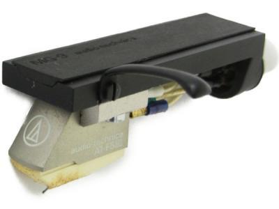 audio-technica AT-F5 カートリッジ MG-9 ヘッドシェル付き