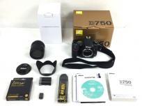 Nikon D750 24-85mm 1:3.5-4.5 VR レンズキット デジタル 一眼 カメラ