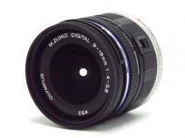 OLYMPUS オリンパス Digital M.zuiko 9-18mm 1:4-5.6 ED MSC レンズ フード LH-55B セット