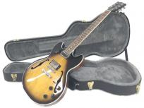 Gibson ギブソン Midtown Standard ミッドタウン スタンダード DSDC15TVSCH3 セミアコ ギター 楽器