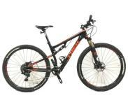 TREK superfly fs9.8sl マウンテンバイク DT SWISS SPLINE 2 TWO SRAM 11 SPEED 自転車 スポーツ 大型