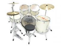 引取限定 pearl forum series 椅子付き 打楽器 ドラム セット 直