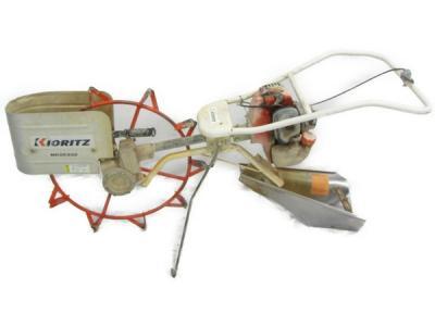 共立 溝切り機 MKSE332 農機具