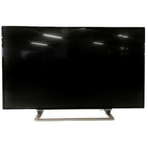 TOSHIBA 東芝 REGZA 43J10 液晶テレビ 43V型 ブラック 2015年製大型