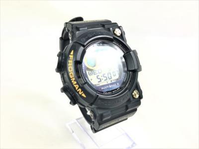 CASIO G-SHOCK FROGMAN フロッグマン タフソーラー GWF-1000G-1JR メンズ ソーラー電波 クォーツ
