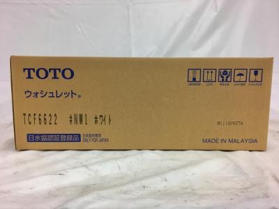 TOTO ウォシュレット SB TCF6622 #NW1 ホワイト 温水洗浄便座