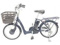 BRIDGESTONE FK0B49 フロンティアラクット 電動アシスト 自転車 20インチ サファイアブルー