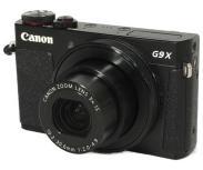 Canon キヤノン PowerShot G9X ブラック コンデジ カメラ
