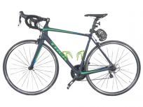 TREK EMONDA SL5/105 ロードバイク White 54cmの買取