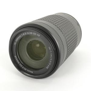 Nikon AF-P NIKKOR 70-300mm 4.5-6.3G ED 望遠 ズームレンズ