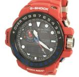 カシオ Gshock MASTER OF G RESCUE RED