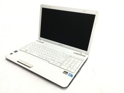 TOSHIBA dynabook T350/56BW PT35056BBFW Intel Core i5 CPU M 480 @ 2.67GHz 4 GB HDD 640GB ノート PC
