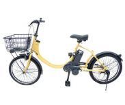 Panasonic SW BE-ELSW01 電動アシスト自転車 マットジェットブラック 実走行無しの買取