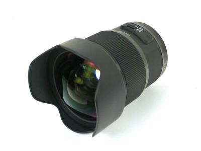 SIGMA 20mm F1.4 DG HSM Art Canon用 015 広角レンズ 単焦点レンズ