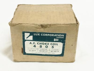 LUX ラックス チョークトランス 4805
