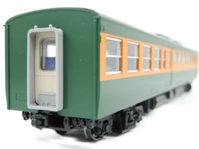 TOMIX HO-299 国鉄電車 サハシ153形 非冷房 客車 HOゲージ 鉄道模型