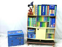 DWE ディズニー ワールド イングリッシュ 子ども 英語 教材 2011年頃の買取