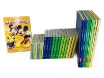 ディズニーワールドイングリッシュ シングアロング 英語システム DWE 2011年頃 教材の買取