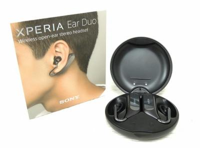 SONY ソニー Xperia Ear Duo XEA20 ワイヤレス イヤホン Bluetooth
