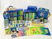 DWE Disney World of English 英語 教材 セット ディズニー ワールド オブ イングリッシュの買取