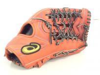 asics アシックス GOLD STAGE Specail Order BOHSN3 大谷翔平モデル 外野手用 グラブ グローブ 野球 硬式用 右投げの買取
