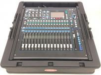 ALLEN&HEATH アレンアンドヒース QU-16 デジタル ミキサー オーディオ アレヒ 音響機材の買取