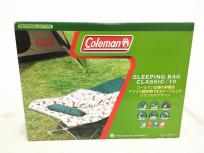 Coleman SLEEPING BAG Classic /10 170S0170J 寝袋 スリーピングバッグ