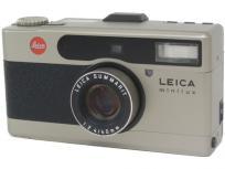 Leica ライカ minilux SUMMARIT 2.4/40mm コンパクトカメラ フィルムの買取