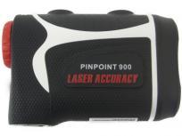 GOLF Vtilities LASER ACCURACY レーザーアキュラシー PINPOINT 900 ゴルフ レーザー 距離計の買取