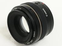 Canon キャノン EF 50mm 1:1.4 カメラ 単焦点 レンズの買取