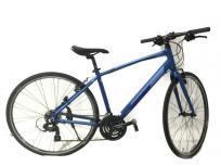 クロスバイク MERIDA CROSSWAY TFS50 R 2019 ブルー 自転車 大型