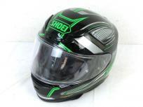 shoei z-7 バイク ヘルメット サイズ XS 53cmの買取